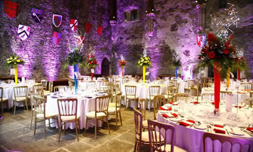 Plan for Wedding Venue
