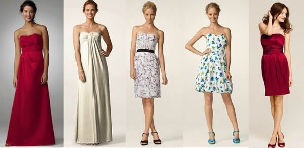 Finding The Perfect Evening Dress For A Wedding Dinner